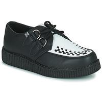 鞋子 德比 TUK VIVA LOW TOE CREEPER 黑色 / 白色
