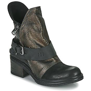 鞋子 女士 短筒靴 Metamorf'Ose KALEUR 黑色