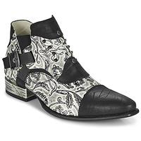 鞋子 男士 德比 New Rock M-NW135-C12 白色 / 黑色