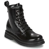 鞋子 女孩 短筒靴 Tommy Hilfiger T4A5-32009-0776999 海蓝色
