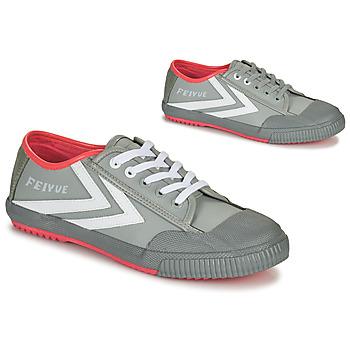 鞋子 男士 球鞋基本款 Feiyue 飞跃 STAPLE X FE LO 1920 灰色 / 白色
