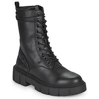 鞋子 女士 短筒靴 MTNG 50188-C51975 黑色