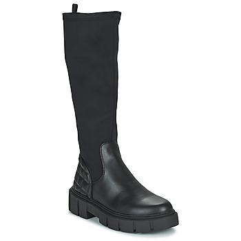 鞋子 女士 都市靴 MTNG 50190-C51975 黑色