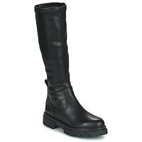 鞋子 女士 都市靴 MTNG 52465-C52355 黑色