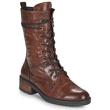 鞋子 女士 短筒靴 Caprice 25202-351 棕色
