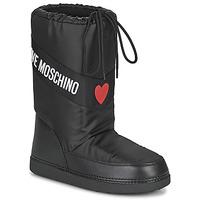鞋子 女士 雪地靴 Love Moschino JA24032G1D 黑色