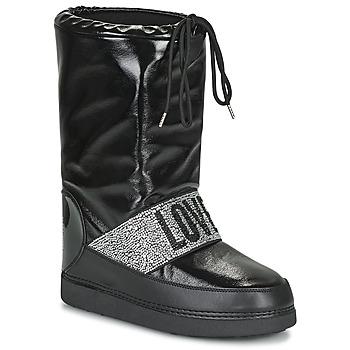 鞋子 女士 雪地靴 Love Moschino JA24042G1D 黑色