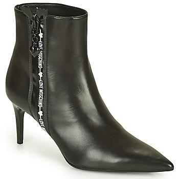 鞋子 女士 短靴 Love Moschino JA21107G1D 黑色