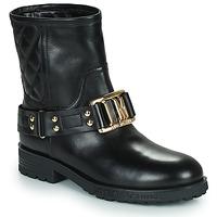 鞋子 女士 短靴 Love Moschino JA21224G0D 黑色