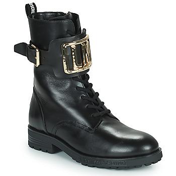 鞋子 女士 短靴 Love Moschino JA21374G0D 黑色