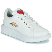 鞋子 女士 球鞋基本款 Love Moschino JA15204G0D 白色