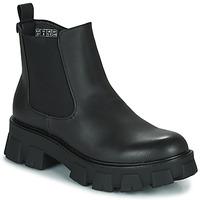 鞋子 女士 短筒靴 Emmshu KALEB 黑色