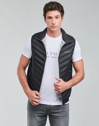 衣服 男士 羽绒服 EMPORIO ARMANI EAX 8NZQ52 黑色