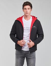 衣服 男士 夹克 EMPORIO ARMANI EAX 6KZB56 黑色