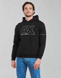 衣服 男士 卫衣 EMPORIO ARMANI EAX 6KZMFF 黑色