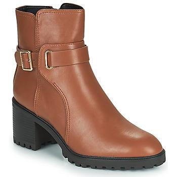 鞋子 女士 短靴 Esprit 埃斯普利 TREPINA 棕色