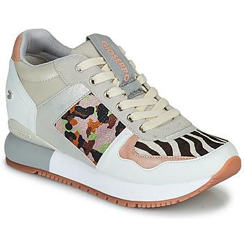 鞋子 女士 球鞋基本款 Gioseppo GISKE 白色 / 彩色