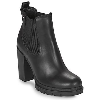 鞋子 女士 短靴 Gioseppo TINDOUF 黑色