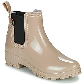 鞋子 女士 雨靴 Gioseppo 40841 裸色