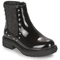 鞋子 女孩 短筒靴 Gioseppo TELAGH 黑色