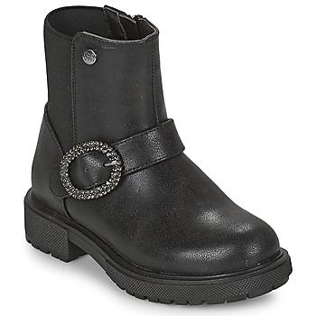 鞋子 女孩 短筒靴 Gioseppo LONTZEN 黑色