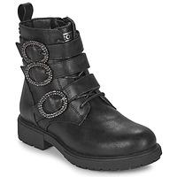 鞋子 女孩 短筒靴 Gioseppo GOUVY 黑色