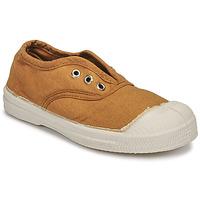 鞋子 儿童 球鞋基本款 Bensimon TENNIS ELLY ENFANT 黄色