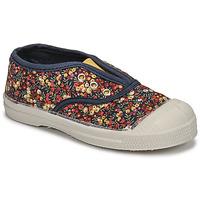 鞋子 儿童 球鞋基本款 Bensimon TENNIS ELLY LIBERTY ENFANT 多彩