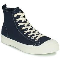 鞋子 女士 高帮鞋 Bensimon STELLA B79 蓝色