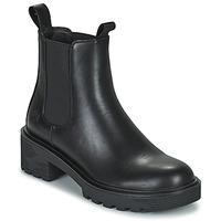 鞋子 女士 短筒靴 Lumberjack RAMONE BEATLES 黑色
