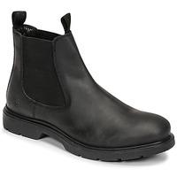 鞋子 男士 短筒靴 Lumberjack CHARLIE BEATLES 黑色