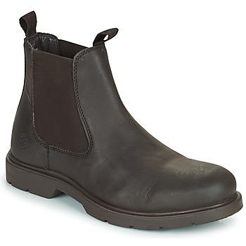 鞋子 男士 短筒靴 Lumberjack CHARLIE BEATLES 棕色