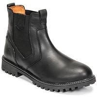 鞋子 男士 短筒靴 Lumberjack RIVER BEATLES 黑色