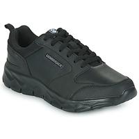 鞋子 男士 球鞋基本款 Lumberjack RAM SNEAKER 黑色
