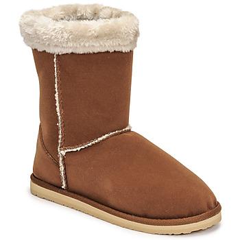 鞋子 女士 拖鞋 Cool shoe GUARA 棕色
