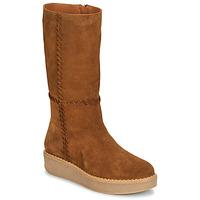 鞋子 女士 都市靴 Castaner NUCHA 棕色