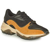 鞋子 女士 球鞋基本款 Castaner ORIENTE 黑色 / 棕色