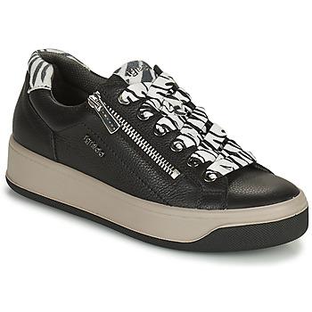 鞋子 女士 球鞋基本款 Primigi (adulte) DONNA AVA 黑色