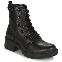 鞋子 女士 短筒靴 Primigi (adulte) DONNA GIANNA 黑色