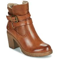 鞋子 女士 短靴 Refresh 78969 驼色