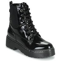 鞋子 女士 短筒靴 Refresh 76084 黑色