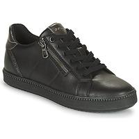 鞋子 女士 球鞋基本款 Geox 健乐士 BLOMIEE 黑色