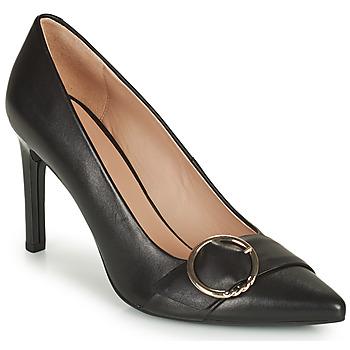 鞋子 女士 高跟鞋 Geox 健乐士 FAVIOLA 黑色