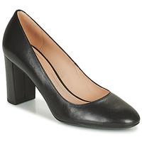 鞋子 女士 高跟鞋 Geox 健乐士 PHEBY 黑色