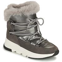 鞋子 女士 雪地靴 Geox 健乐士 FALENA ABX 灰色