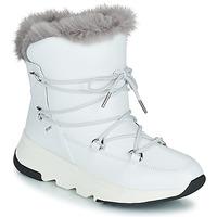 鞋子 女士 雪地靴 Geox 健乐士 FALENA ABX 白色