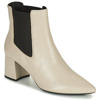 鞋子 女士 短靴 Geox 健乐士 BIGLIANA 米色