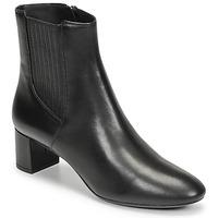 鞋子 女士 短靴 Geox 健乐士 PHEBY 50 黑色