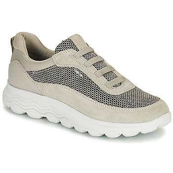 鞋子 女士 球鞋基本款 Geox 健乐士 SPHERICA 白色