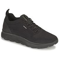 鞋子 男士 球鞋基本款 Geox 健乐士 SPHERICA 黑色